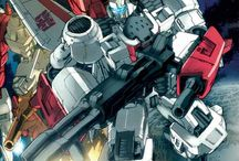 TRANSFORMERS / MORE THAN MEETS THE EYE  / by Terrall Davis