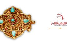 Vintage Jewelry / Amazing collection of vintage jewelry from India. They have very strong flavor of Indian Traditions.