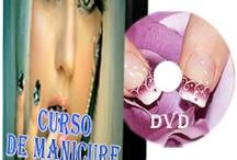 Curso de Manicure em DVD