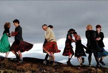 Hogmany in Scotland / Scottish New Year traditions.