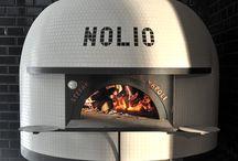 Nolio / Kolejna wspaniała przygoda związana również z projektowaniem i jedzeniem. Tym razem na talerzu prawdziwa włoska pizza, a na tapecie ponownie fartuchy. Sami zobaczcie...