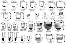 Filettature lampadine
