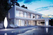 Javea House / Modern Luxury House