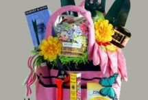 Silent Auction Themed Gift Baskets