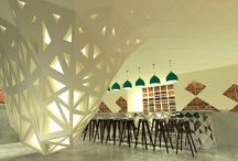 Spacecraft / my architecture and interior works