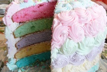 Delicious Cakes I want to eat!!