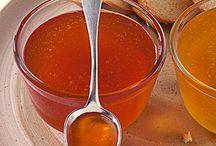 Gelees und Marmeladen