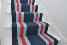 Off The Loom Stair Runner | Ramshaw 1 - Installation 2
