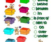 Literacy prepositions
