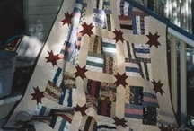Quilting / by Sheri Voorhees