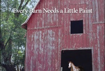 barns (I love them) / by Evelyna Dredge