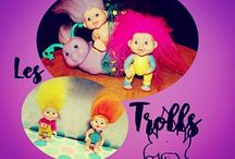 TROLLS. (my collect') / ©LauryRow. / COLLECTION DE MAMAN♥   VOIR AUSSI ICI :: https://www.facebook.com/pg/Disneycollecbell%20/photos/?tab=album&album_id=608086219273072