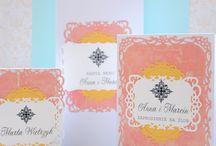 Customize Your Wedding/Wedding Invite Inspiration/Akcesoria ślubne Yoasia Workshop / ~Greeting Cards & Stationary ~Calligraphy for Invitations ~Wedding Place Cards ~Table Centerpieces ~Message/Memo Boards ~Scrapbooks ~Custom Serving Trays ~Party Favors   Zaproszenia, winietki, karty menu, podziękowania dla rodziców, dla gości, itp.  http://yoasiaworkshop.izishop.pl/produkty/przegladaj/slub6/2