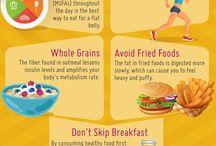 Routine/lose fat