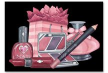 Caja make up / Manualidades