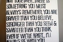 Quotes / by Amanda Tober