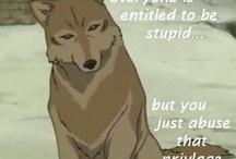 Wolf's rain ❤
