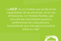 Píldoras AICP / Breves píldoras informativas sobre el modelo de Atención Integral y Centrada en la Persona