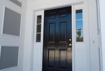 Noteable Front Doors