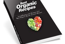 LivingOrganic.org Ebooks / LivingOrganic.org 2012 Organic Survey Results Ebook and 'Best Organic Recipes' Contest Ebook available for all you organic foodies. The information contained in these Ebooks come directly from our Summer 2012 Contests and Surveys. Grab your free copy by signing up for the LivingOrganic.org Newsletter.