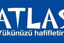 ATLAS / ATLAS taşıma ve kaldırma makinaları ve ekipmanları profesyonel kullanım için özel olarak tasarlanmıştır. ATLAS markası 1997'de Özkardeşler Makina Ticaret A.Ş tarafından kurulmuştur.