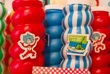Ideas for Austin's 4th Birthday Party / by Christy Acevedo