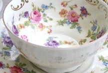 Cups and china