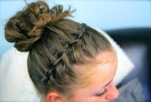 Girls Hairstyles  / by Donna Funk