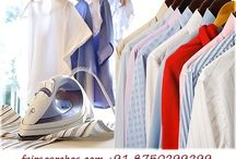 Dry cleaning in Noida