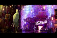 Animaatiotyöpaja / Tänne voi pinnata kiinnostavia animaatioita, nettisivuja muuta asiaan liittyviä juttuja netistä. :)