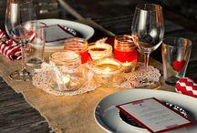 Valentines's Day Ideas / Some fun ideas we found around Valentine's Day decor. Read up! :)