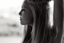 Black and white / by Victoria Trifonova