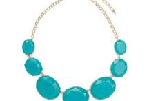 Jewellery - Necklaces / by Preeti Sundaram