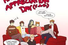 Webtoons xD