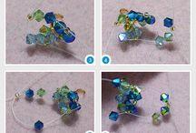 Beads and wire / korálky a drátky