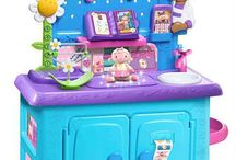 Doc Mcstuffins Bedroom / by Wendy Wright