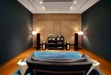 Harman Flagship Store Listening Room New York City