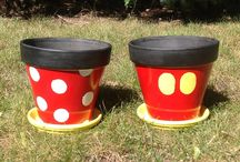 Easy Disney Crafts / Fun and easy things to do with the kids-or for the kids at heart!