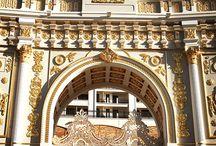 Mardan Palace Antalya / 2D Yapı olarak, Antalya'nın güzide otellerinden biri olan Mardan Palace Hotel'in giriş ve çevre bölgesinde yer alan kapı, korkuluk ve dış aydınlatma tasarımlarının üretim ve yerleşimini titizlikle gerçekleştirdik!
