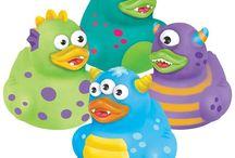 Rubber Ducks!