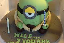 Minion CAKE/Party