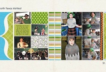 Scrapbook 2 Page Layouts