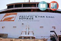 Crucero Asia 2014 ms Amsterdam HAL