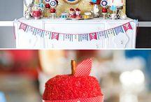 Snow White Birthday / by Cristina Blake