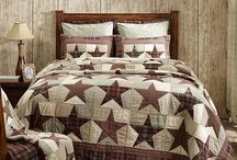Rustic & Lodge Patchwork Quilts