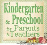 Kindergarten & PreK Blog for Parents & Teachers / Kindergarten and Preschool Blog for Parents and Teachers by author and teacher of kinder, Prek and Special Education