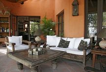 Casa Herradura / This home, designed by respected architect Roberto Burillo and completed in 2000, is a masterpiece of authentic colonial construction.