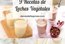 Recetas para 9 lechera vegetales