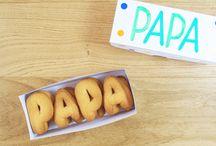 Fête Papa Maman
