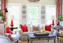 Southern Inspired Interior